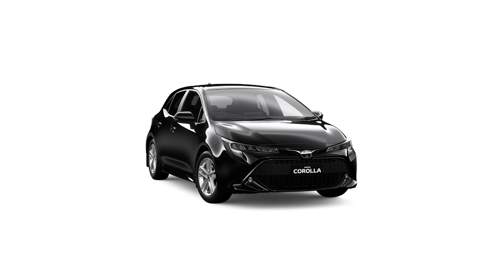Corolla Hatch SX <span>Petrol | Auto CVT</span>