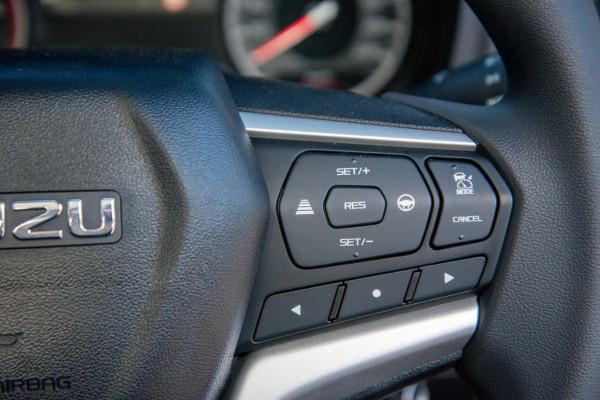 2020 MY21 Isuzu UTE D-MAX RG SX 4x2 Crew Cab Ute Cab chassis Mobile Image 16