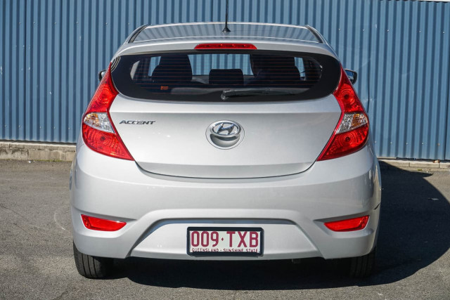 2014 Hyundai Accent RB2 Active Hatchback Image 3