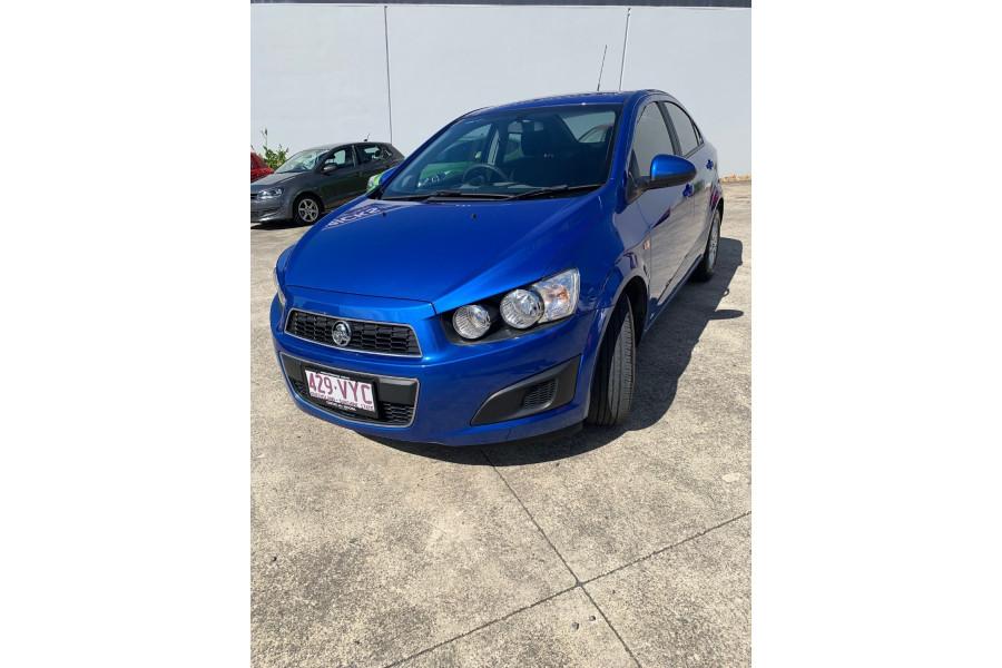 2015 Holden Barina TM  CD Sedan