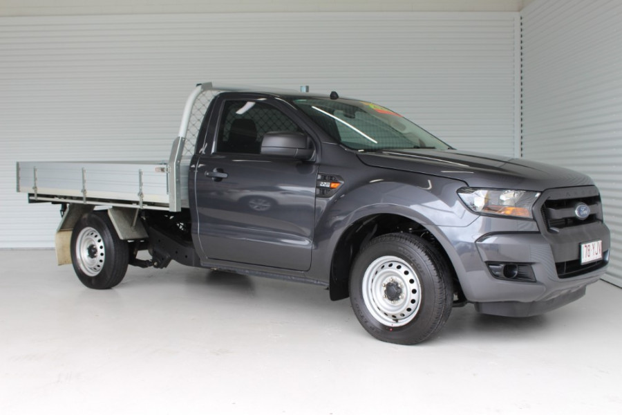 2018 Ford Ranger PX MKII 2018.00MY XL Cab chassis
