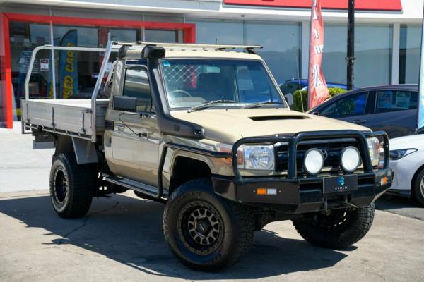 Toyota Landcruiser Workmate VDJ79R