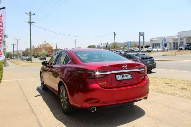 2019 MYil Mazda 6 GL Series Touring Sedan Sedan Mobile Image 4