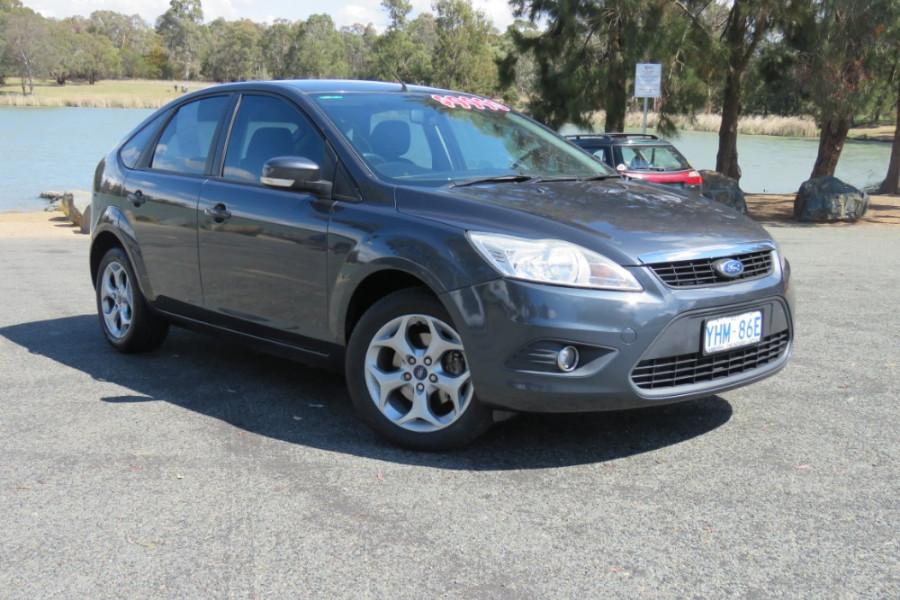 2011 Ford Focus LV Mk II LX Hatch