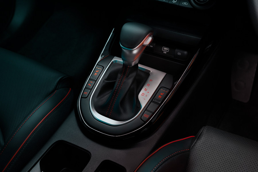 New Cerato Sedan Performance transmissions