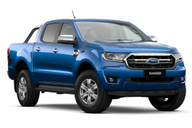 Ford Ranger XLT Hi-Rider Double Cab PX MkIII