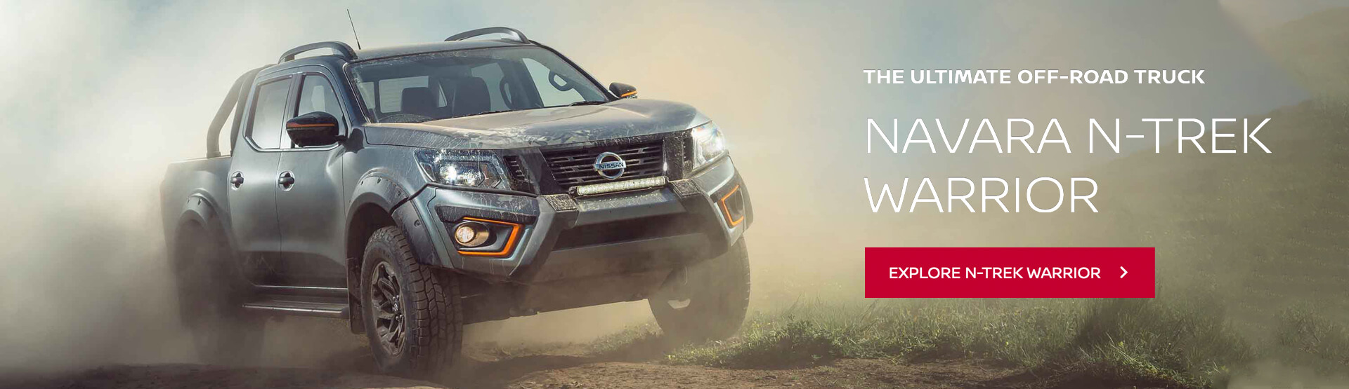 NISSAN NAVARA N-TREK WARRIOR