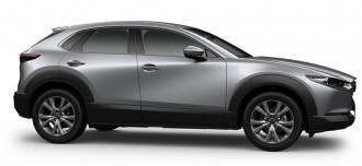 2020 Mazda CX-30 DM Series G25 Touring Wagon image 9