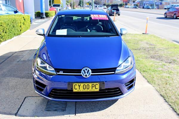 2017 Volkswagen Golf R VII  R Hatchback