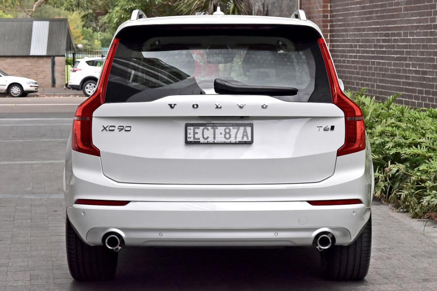 2019 Volvo XC90 L Series T6 Momentum Suv Mobile Image 7