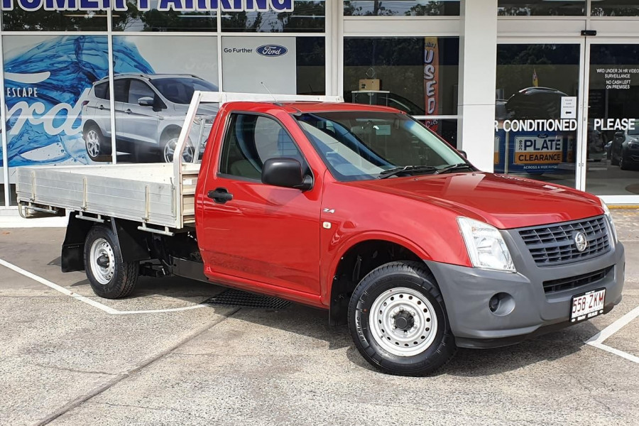 2008 Holden Rodeo Cab chassis