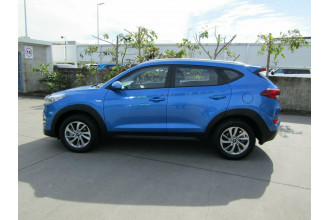 2017 Hyundai Tucson TLe MY17 Active 2WD Suv Image 4