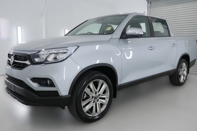 2019 SsangYong Musso XLV Ultimate Plus