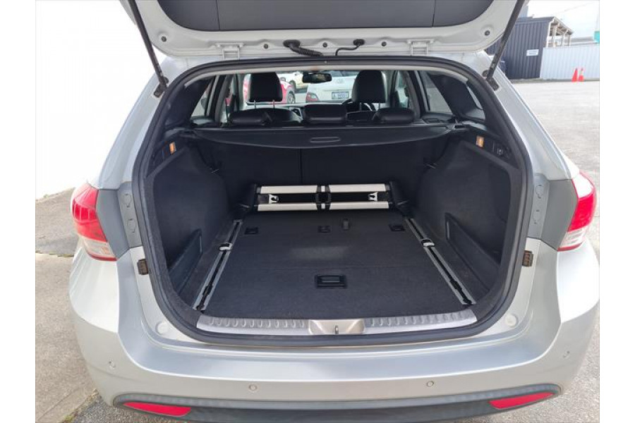 2011 Hyundai I40 Premium Wagon