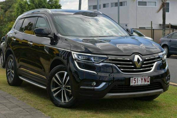 Renault Koleos CVT Intens 4X4 2.0L T/D