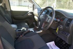 2013 MY12 Nissan Navara D4 MY12 Utility