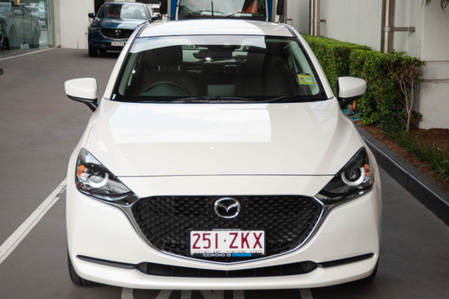 2019 MY20 Mazda 2 DJ Series G15 Pure Hatchback Image 3