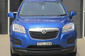 2014 MY15 Holden Trax TJ MY15 LS Suv Image 2