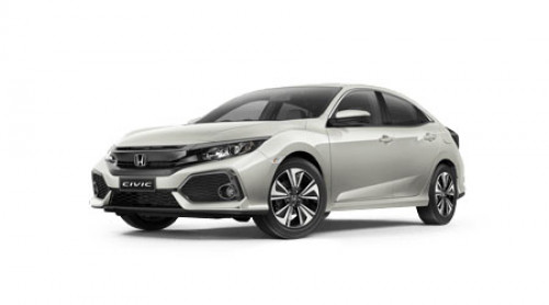 2018 Honda Civic Hatch 10th Gen VTi-L Hatchback