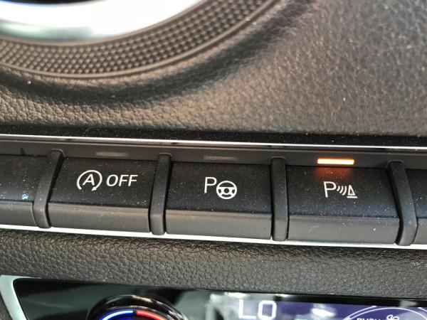 2016 Audi A3 8V MY16 Attraction Hatchback