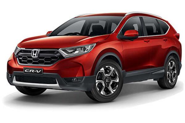Honda CR-V +Sport RW