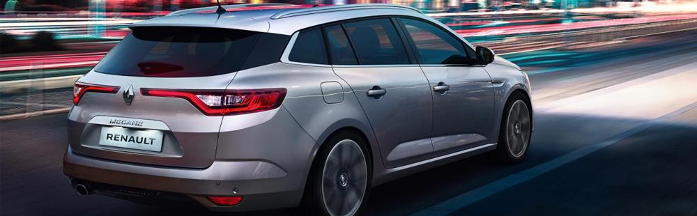 New Renault Megane Wagon | Metro Renault