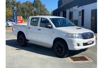 2015 Toyota HiLux KUN26R MY14 SR Utility Image 2