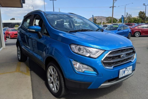 2019 MY20.00 Ford EcoSport BL 2020.00MY TITANIUM Suv Image 4