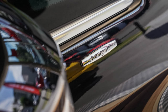 2017 Mercedes-Benz V-class 447 V250 d Avantgarde Wagon Image 19