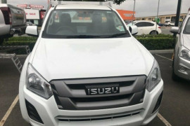 Isuzu UTE D-MAX 4x2 SX Single Cab Chassis High-Ride