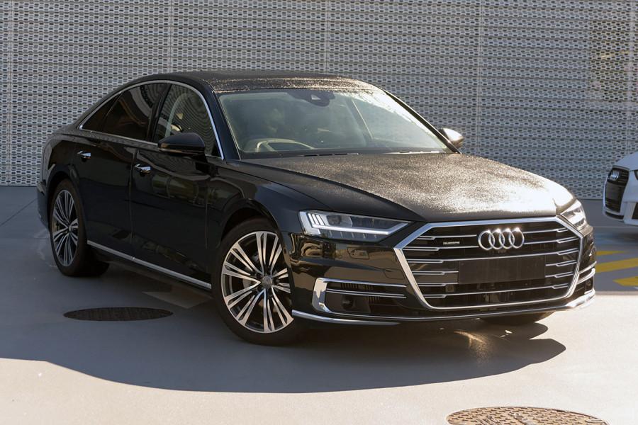 2018 Audi A8 4N MY18 50 TDI Sedan Mobile Image 1