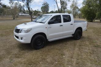 Toyota HiLux SR KU