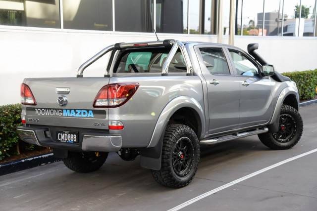 2019 MYch Mazda BT-50 UR 4x4 3.2L Dual Cab Pickup GT Cab chassis Mobile Image 2