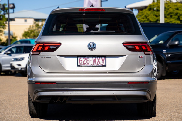 2016 MY17 Volkswagen Tiguan 5N  110TSI Comfrtline Suv Image 5