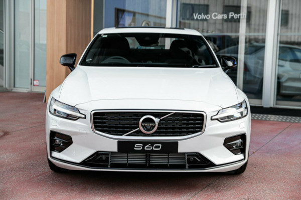 2019 MY20 Volvo S60 Z Series T5 R-Design Sedan Image 2