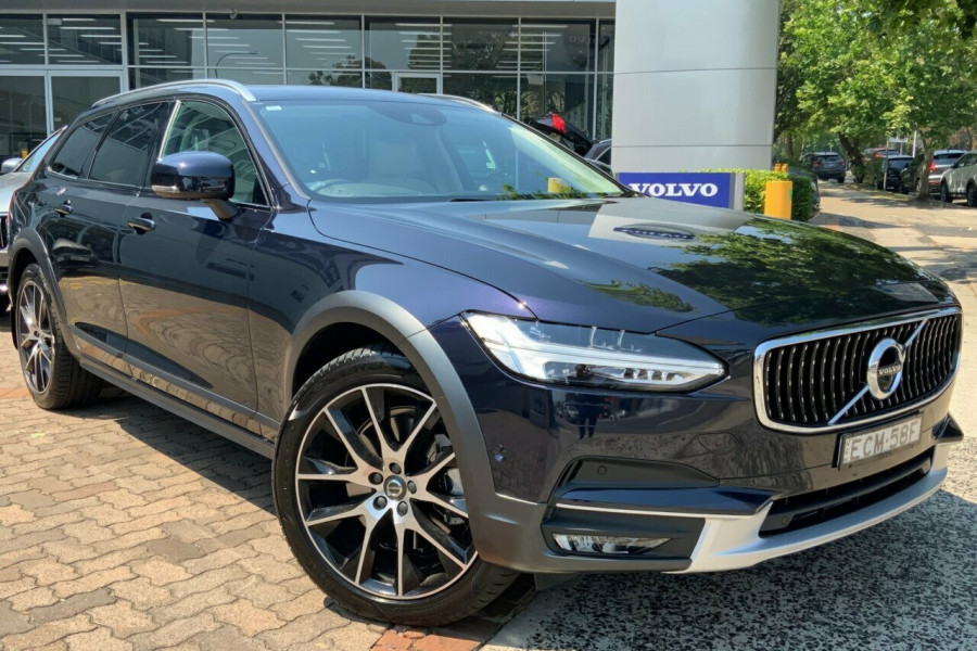 2019 Volvo V90 236 MY19 D5 Cross Country Inscription Wagon Mobile Image 1
