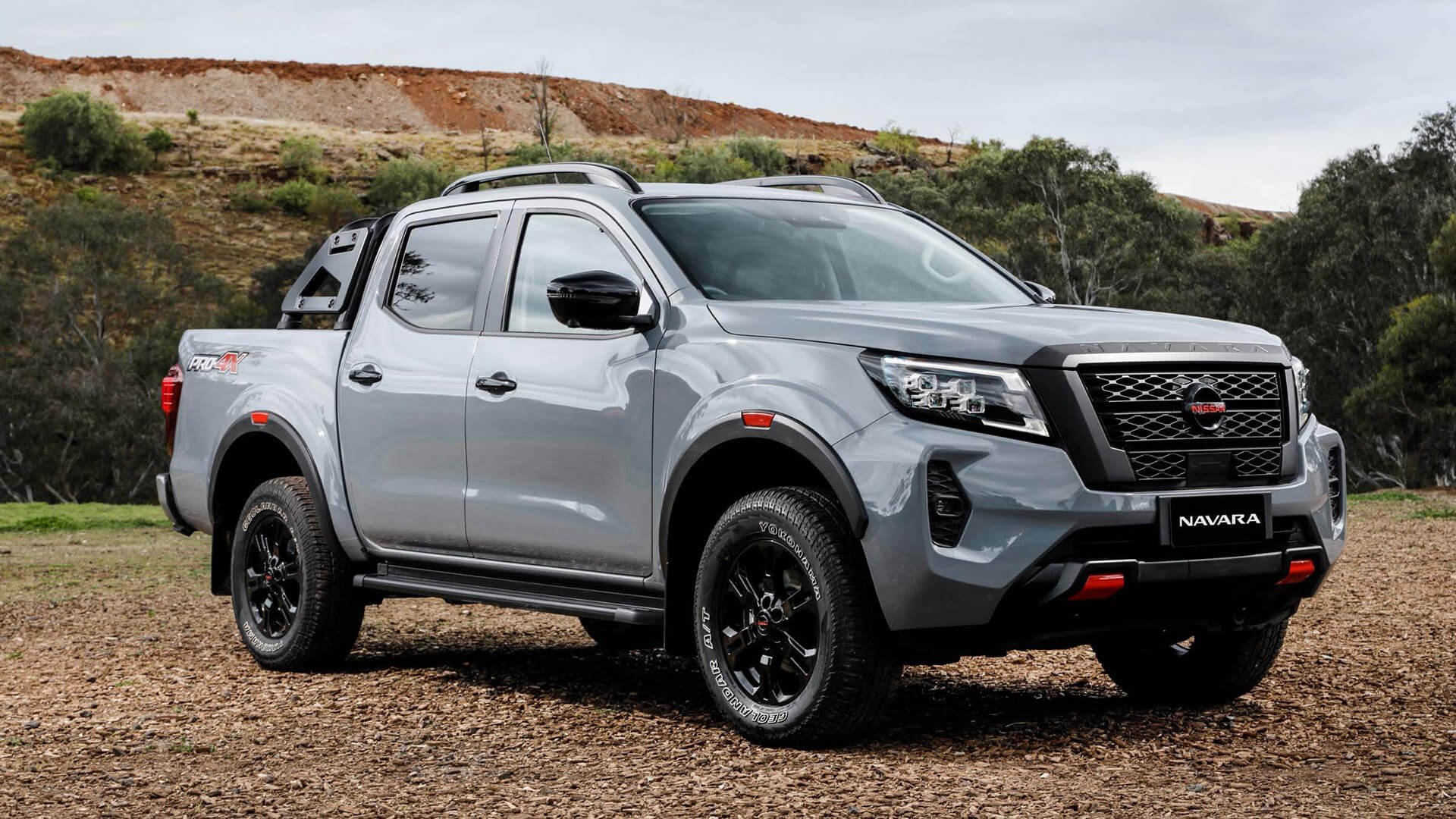 The New Nissan Navara Image