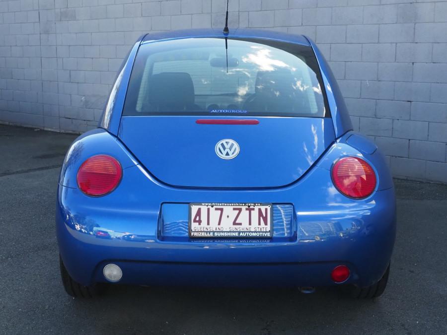 2005 Volkswagen Beetle 9C MY2005 Coupe Image 17