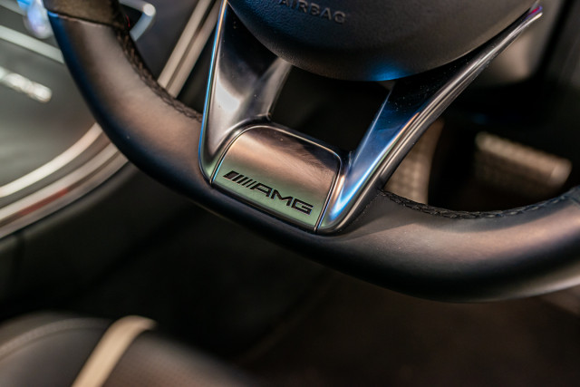 2016 MY07 Mercedes-Benz C-class W205  C63 AMG S Sedan Image 43