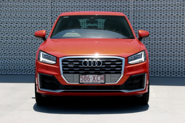 2017 Audi Q2 GA MY17 sport Suv Image 2