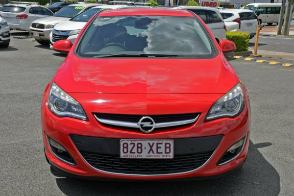2012 Opel Astra AS Hatchback Image 2