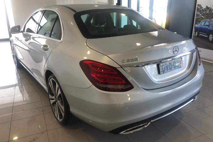 2018 MY08 Mercedes-Benz C-class W205 808MY C200 Sedan Image 6