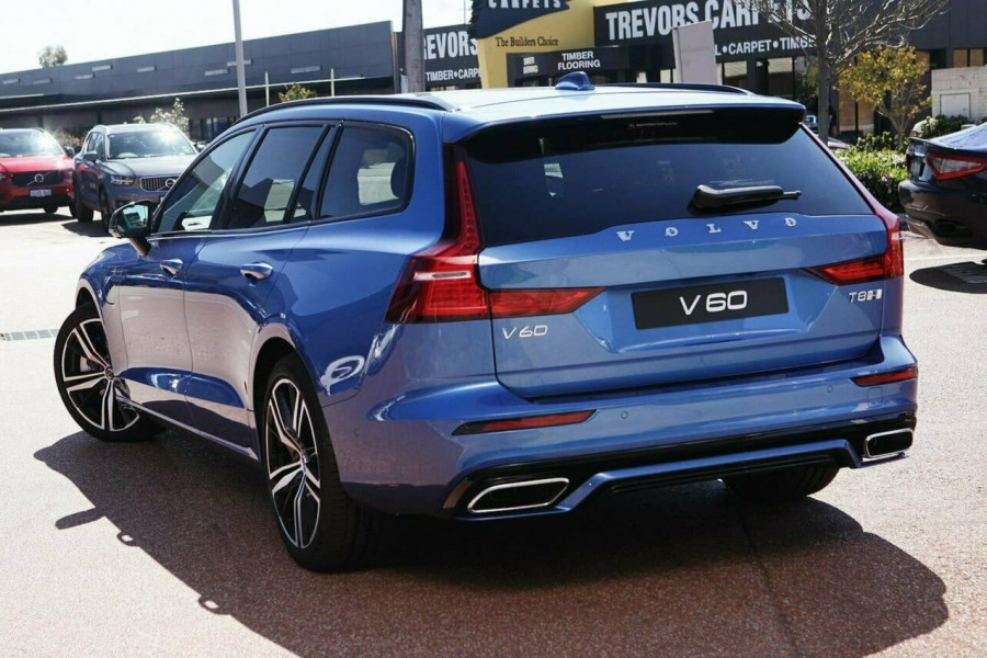 2019 MY20 Volvo V60 F-Series T8 R-Design Wagon Image 2