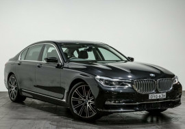 BMW 730d Steptronic G11