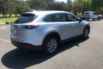 2018 Mazda CX-9 TC Touring Suv