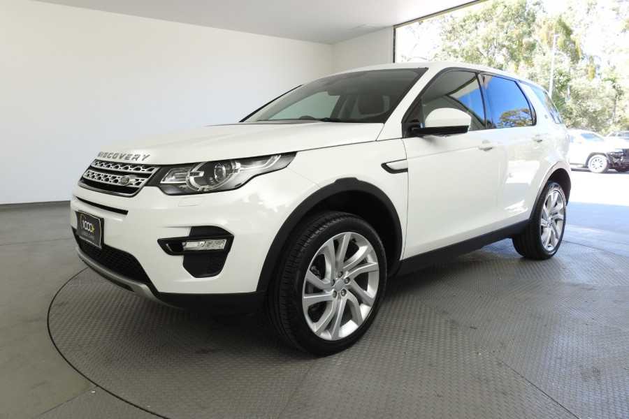 2016 MY16.5 Land Rover Discovery Sport L550 16.5MY SD4 Suv Image 10