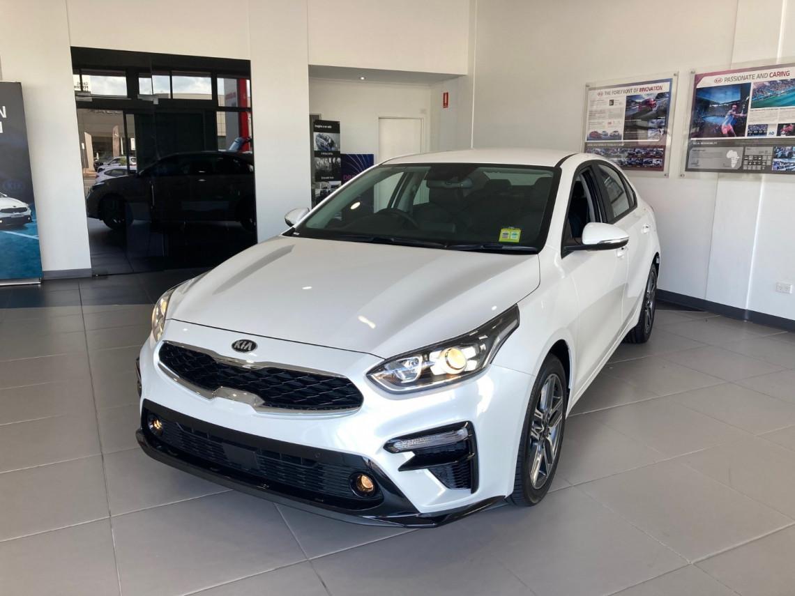 2020 MY21 Kia Cerato Sedan BD Sport Plus Sedan Image 2