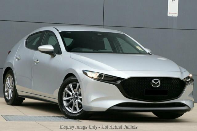 2020 Mazda 3 BP G20 Pure Hatch Hatchback