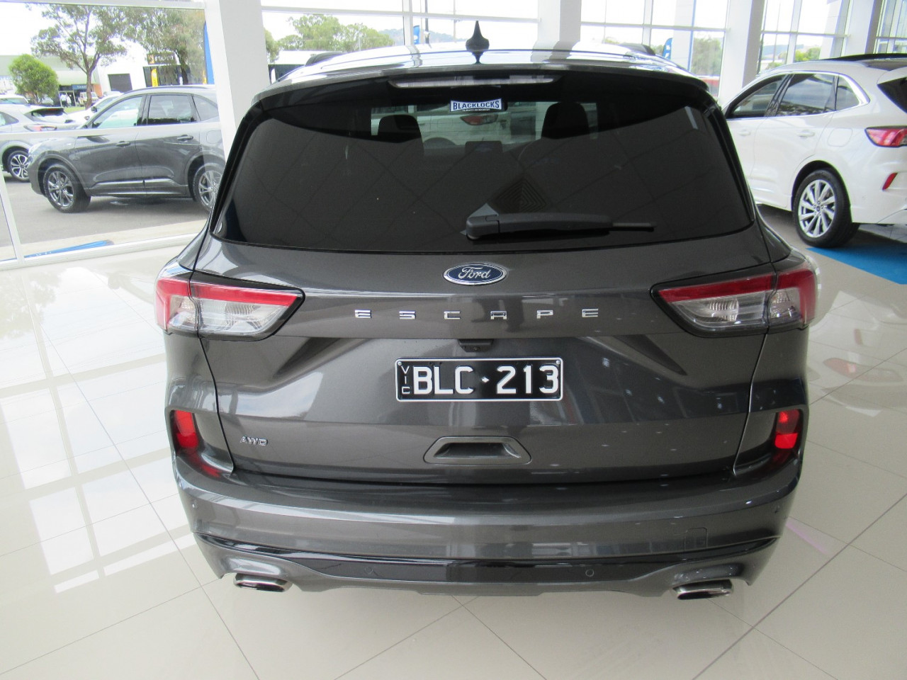 2020 MY20.75 Ford Escape ZG ST-Line Suv Image 4