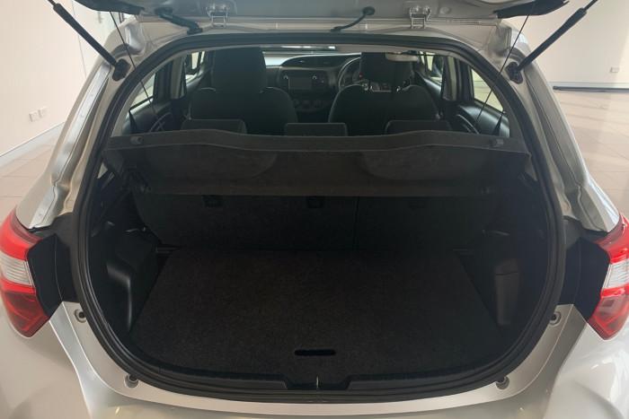 2017 Toyota Yaris NCP130R Ascent Hatchback Image 9